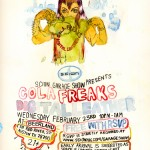 Show Preview: Cola Freaks @ Beerland (2/23)