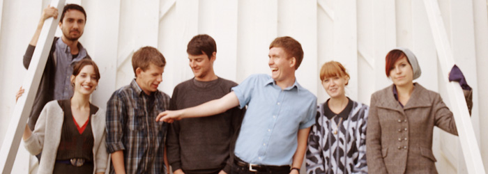 ACL Interviews: Los Campesinos!